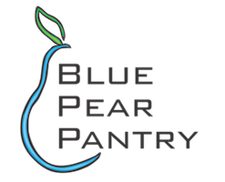 Blue Pear Pantry Logo
