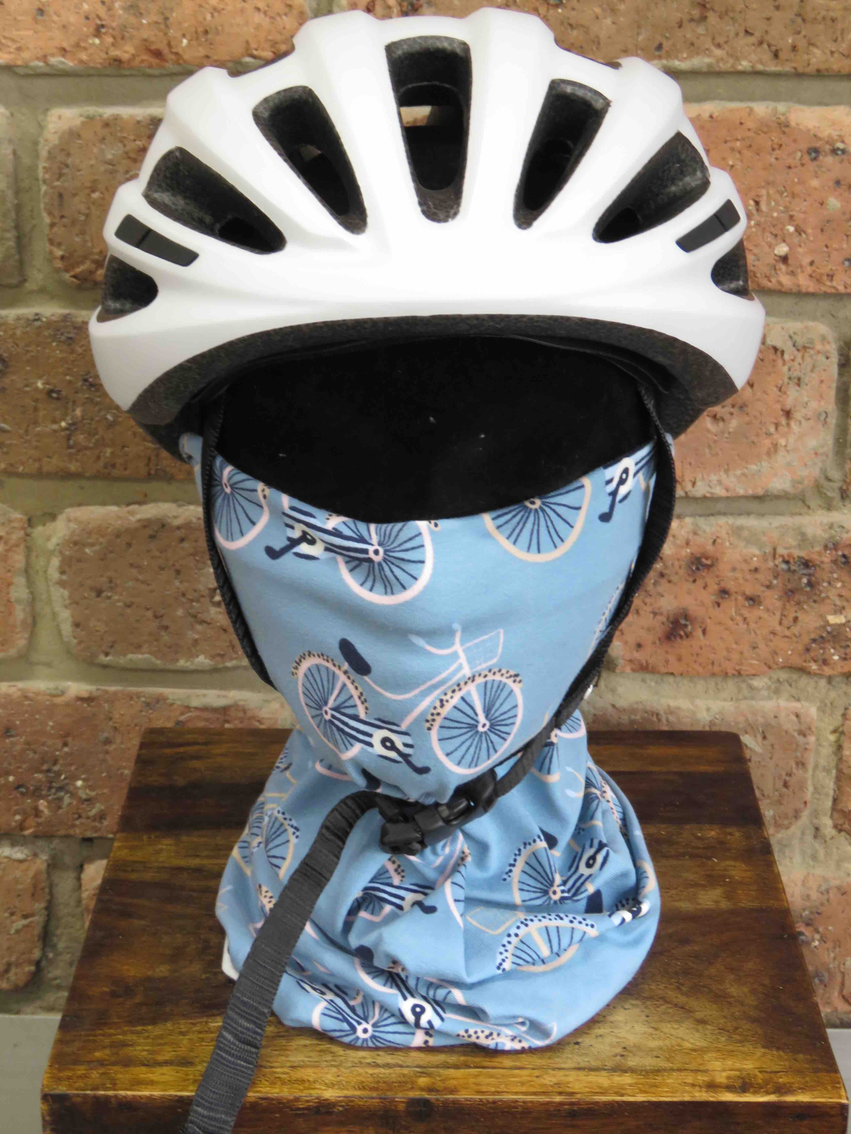 Girt by Dirt - Cycle neck gaiter/face cover