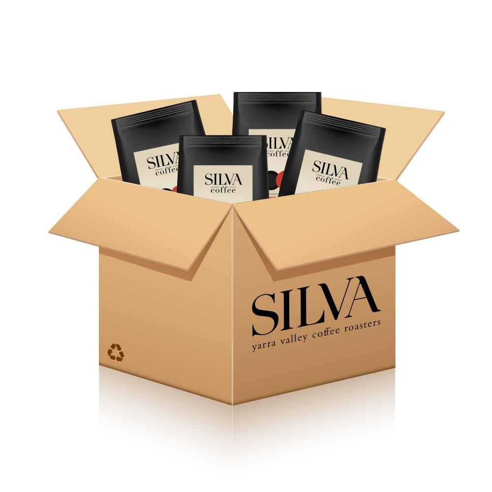 Silva Coffee Sampler Box