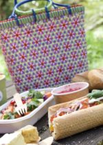 Ooty Picnic for two baguettes cheese salads